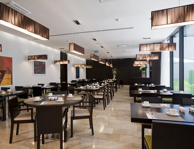Nh Hotel Prag Restaurant