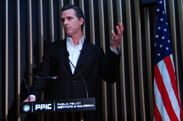 PPIC Speaker Series on California's Future: Lieutenant Governor Gavin Newsom - May 16, 2011