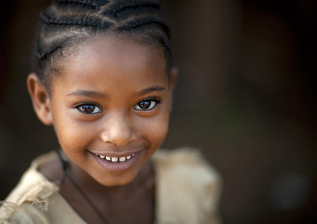Miss Yemata, Tipi village Ethiopia