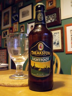 52 beers 3 - 38, Theakston, Lightfoot, England