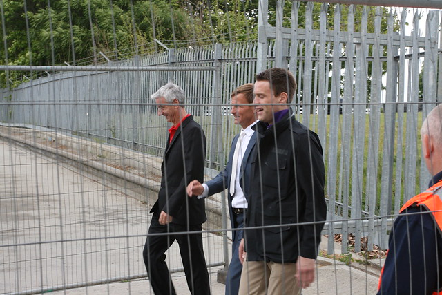 Shortcut to Wembley Stadium.