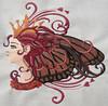 Monarch - steampunk by Urban Threads