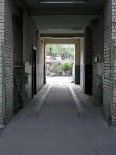Durchgang zum 2. Hof