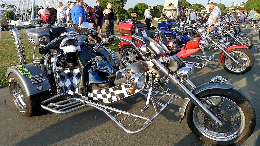 ADP1020009 ~ Kernow Motor Bikes on the Promenade