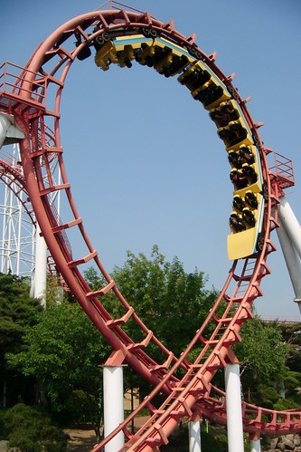 Roller Coaster Lever : Song lines july