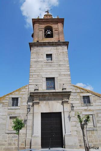 PARROQUIA DE SAN SEBASTIÁN (Añora)