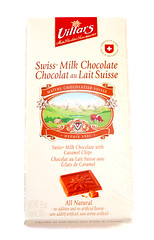 Villars Swiss Milk Chocolate Caramel