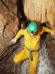 Caving: Mendip Hills (22-Nov-2006) Image