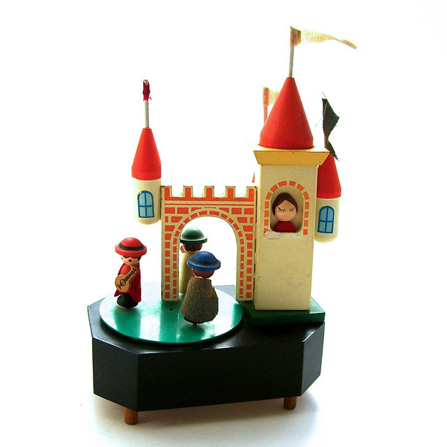 Vintage wooden musical toy flickr photo sharing