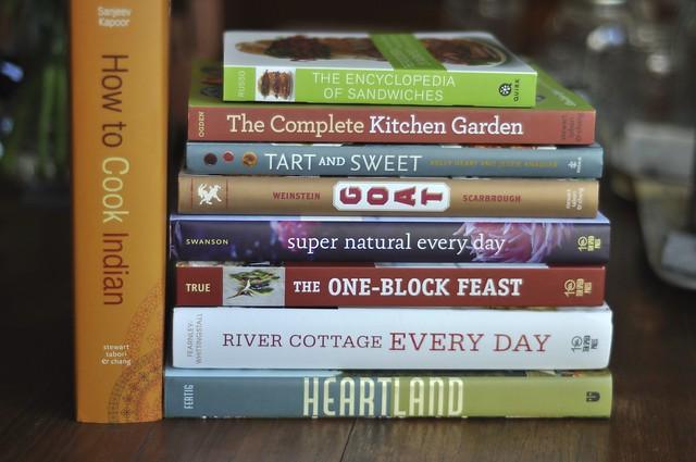 favorite cookbooks spring 2011
