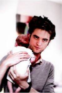 Robert Pattinson Baby Pictures on Daddy Robert Pattinson S Baby    Robert Pattinson Baby Manip   Flickr