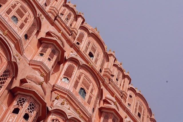 Hawa Mahal in Jaipur India