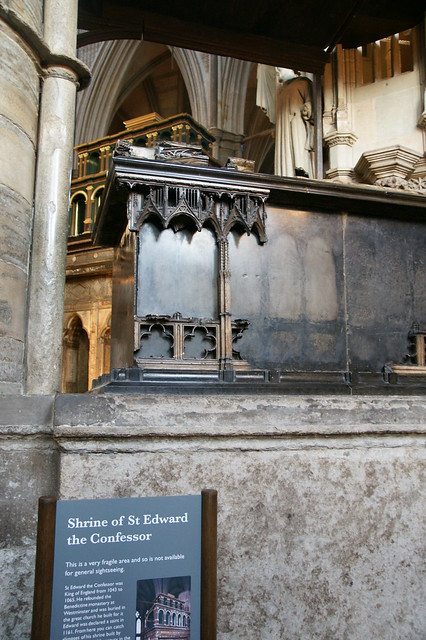 The Shrine of St. Edward the Confessor