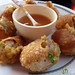 Puchka Snack at Nilkantha Tea Cabin - Srimongal, Bangladesh