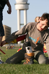 Kinder-Jugger: Schädel und Mal