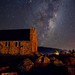Night Sky of Lake Tekapo, New Zealand