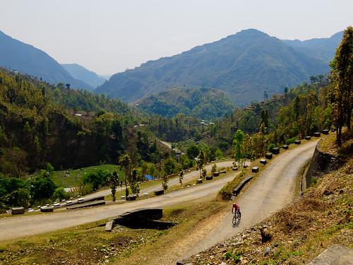 nepal mountainbiking redspokes damantohetuada