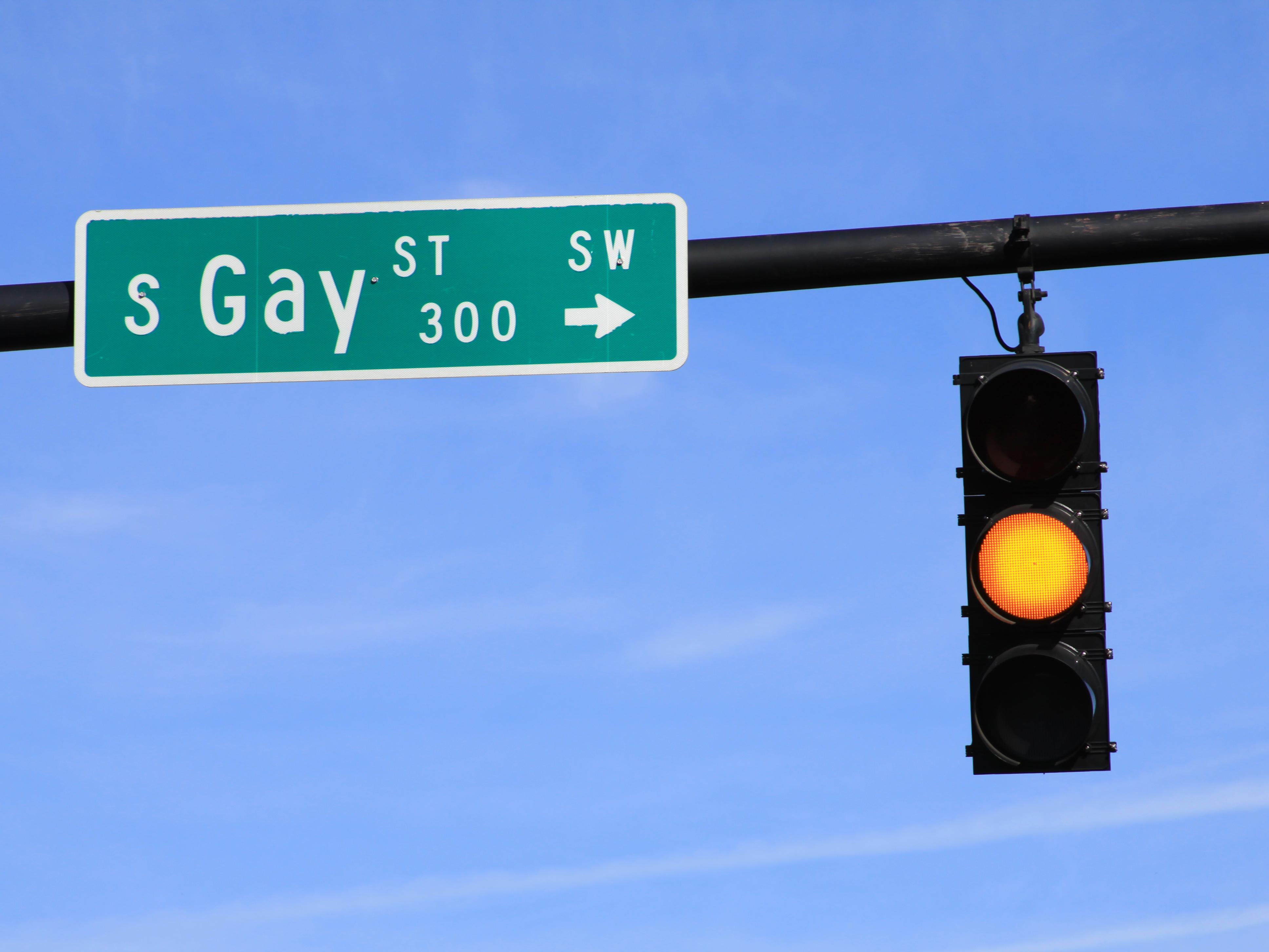 Gay street, New York