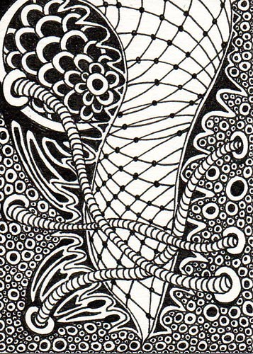 zentangle patterns to try a gallery on flickr