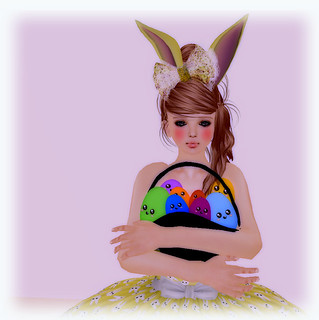 *Epic* Kawaii Easter Basket Gift 2011