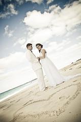 Orlando wedding photographer Rich Johnson shoots a wedding in the Bahamas