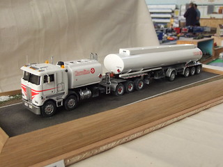 "PETERBILT 1/87 ""Meeting Auto Camions"""
