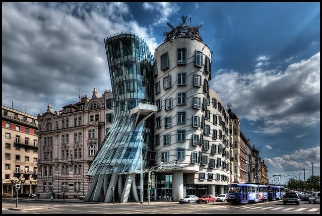 Dancing House, Prague   Flickr - Photo Sharing!