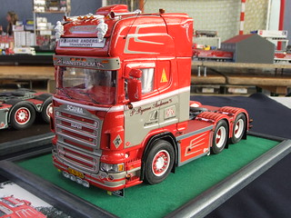 "SCANIA ""Meeting Auto Camions Kit"" 2011"
