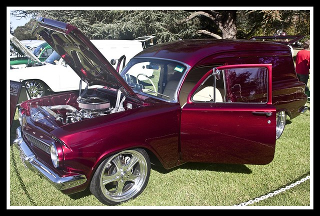 Car Show Canberra January