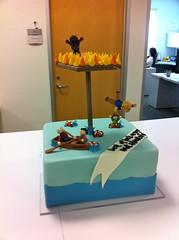party(0.0), baby shower(0.0), cake(1.0), food(1.0), cake decorating(1.0), birthday cake(1.0),