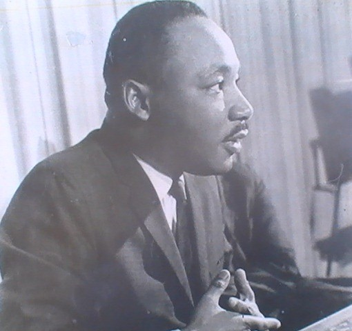 Dr. Martin Luther King from Flickr via Wylio