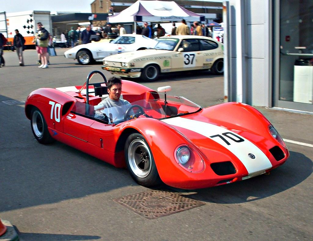 1964 Elva Mk.8
