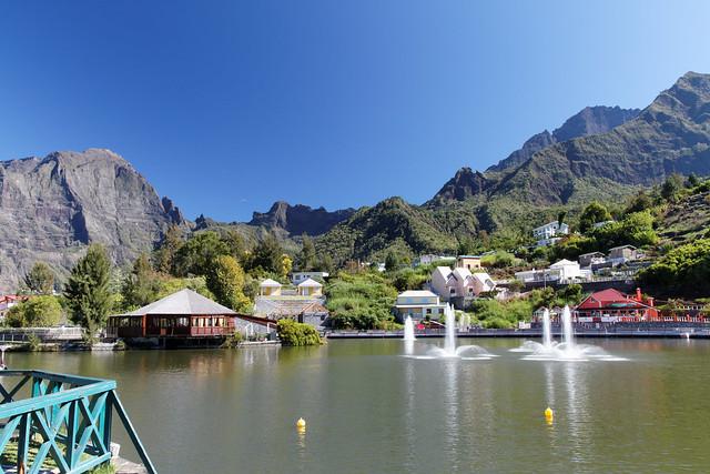 Urlaubsreise La Réunion