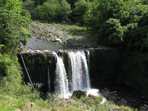 七家灣溪一號壩。(圖片來源:雪霸國家公園管理處提供)