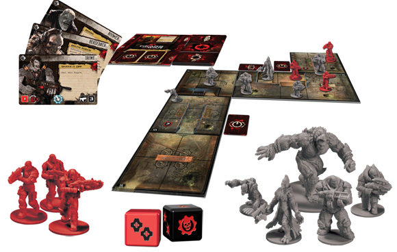El hilo sobre los juegos de mesa p gina 8 mediavida for Gears of war juego de mesa