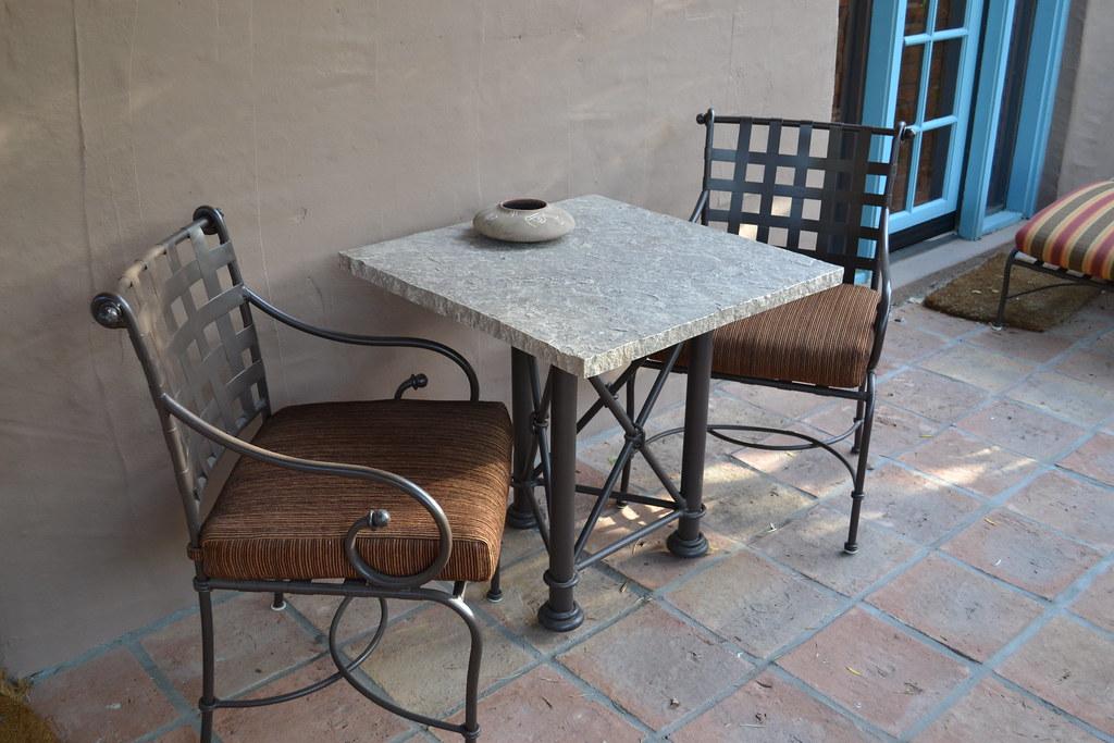 Cute patio