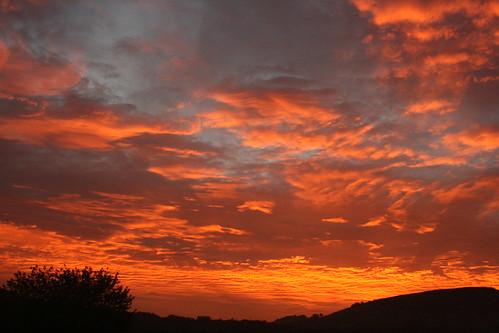 sunrise treforest pontypridd rct redskies durbinphotography maldurbin