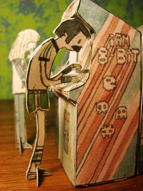 paper arcade