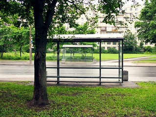 (171/365) Bus Stop