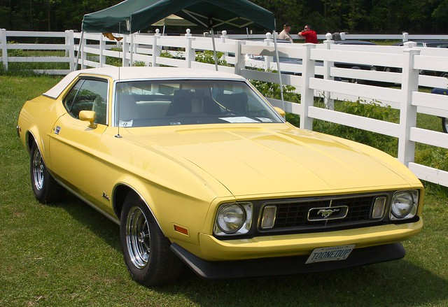 1973 Mustang Coupe Flickr Photo Sharing