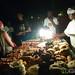 Choosing Your Meat at Forodhani Night Market - Stone Town, Zanzibar