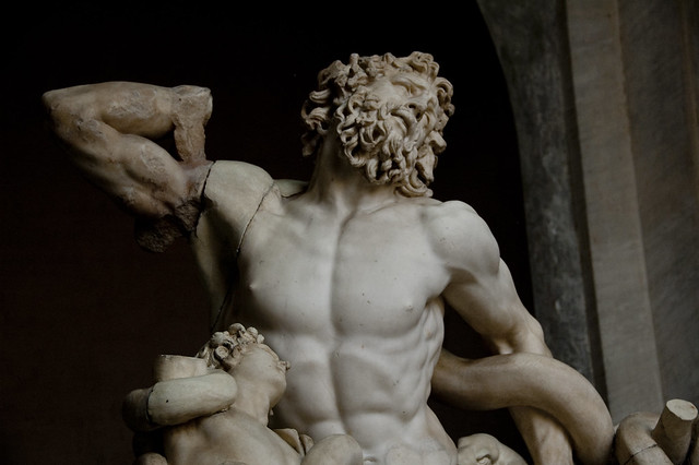 laocoon face - photo #13