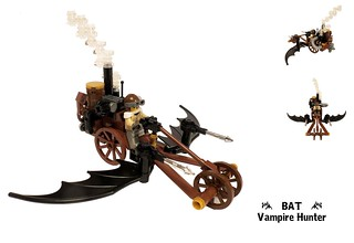 Vampire Hunter : The BAT