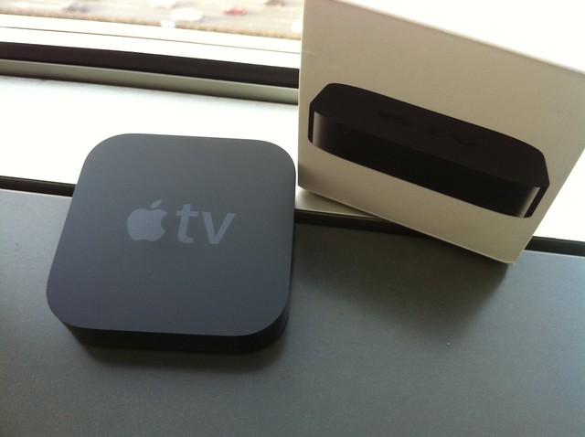 how to turn on apple tv sharing