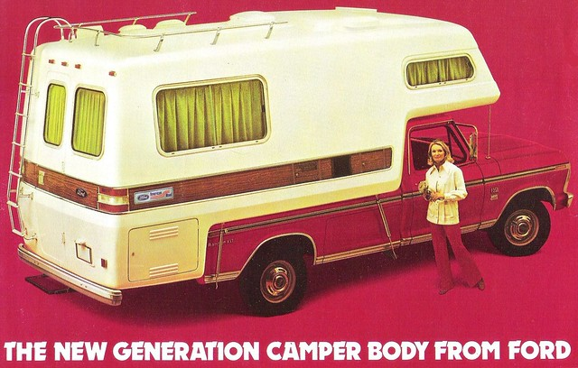 Coachman cabover Camper owners Manual