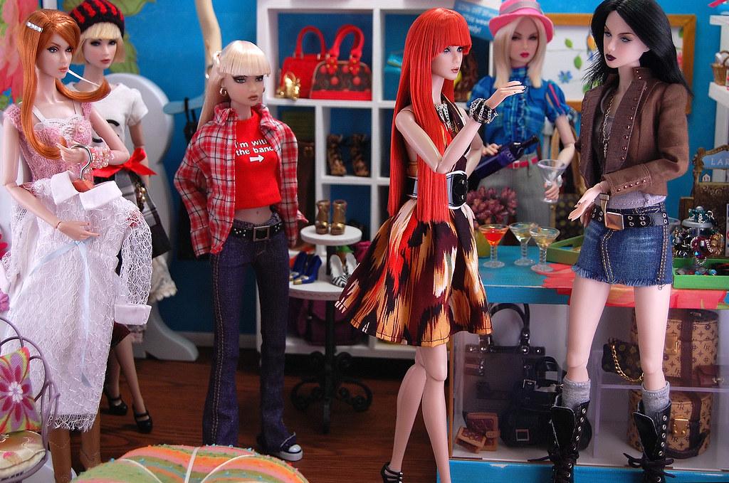 Barbie Fashion Show Eye For Style