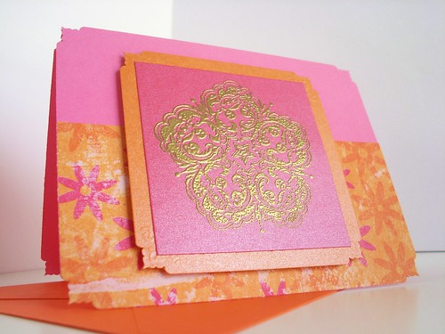 Bright Floral All-Occasion Greeting Card