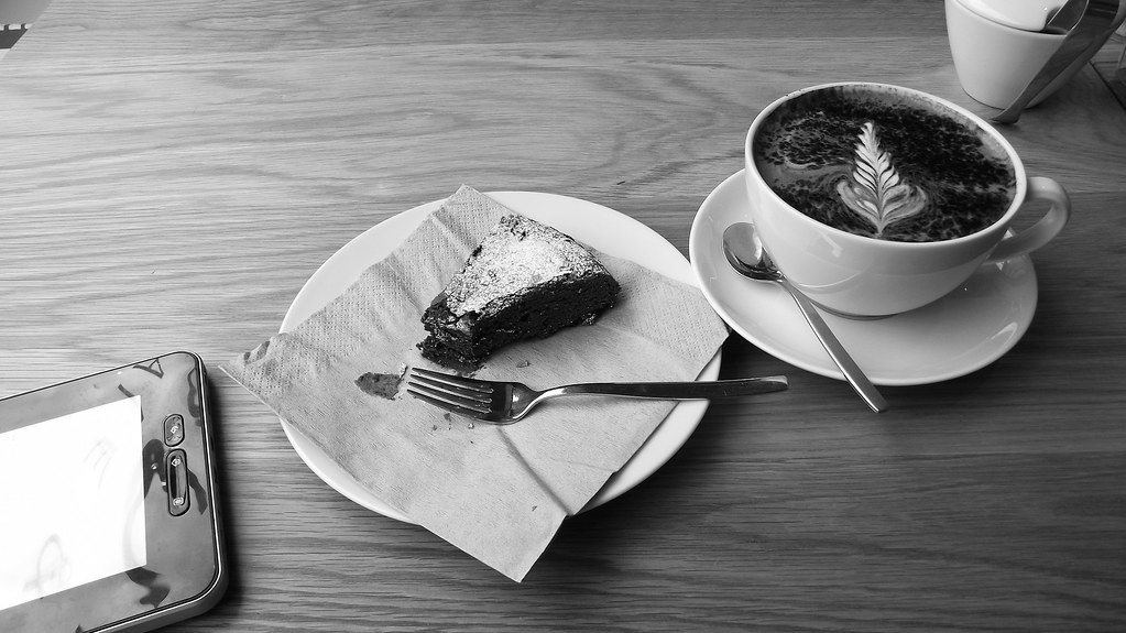coffee cake and wifi