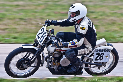 Vintage Racing Motorcycles