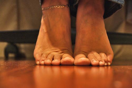 La esclava de su pie II